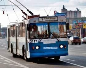 Как ходит транспорт в москве фото