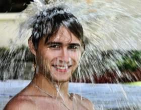 Как холодная вода помогает закалить организм фото