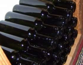 Как хранить домашнее вино фото