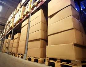 Как хранить товар на складе фото