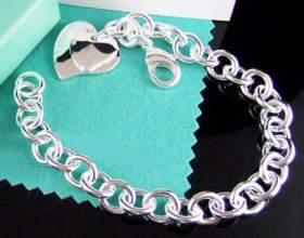 Как и с чем носить серебряные браслеты фото