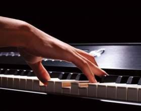 Как играть блюз на пианино фото