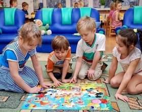 Как играть с детьми в садике фото