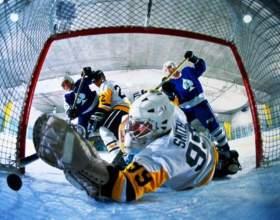 Как играть в хокей фото