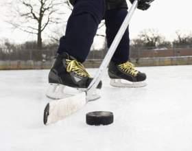 Как играть в хоккей фото