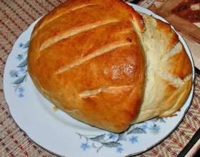 Как испечь хлеб дома фото