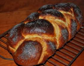 "Как испечь хлеб ""хала"" фото"