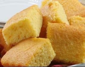 Как испечь хлеб из кукурузной муки фото