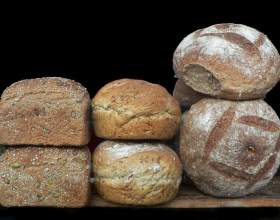 Как испечь хлеб из ржаной муки фото