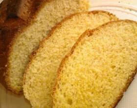 Как испечь кукурузный хлеб фото