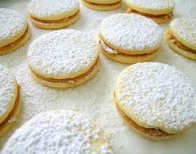 """Как испечь печенье """"альфахорес"""" фото"""