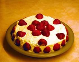 Как испечь пирог с ягодами фото