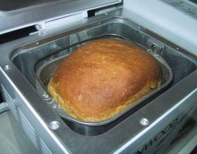 Как испечь в хлебопечке черный хлеб фото