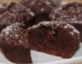 Рецепт шоколадных маффинов фото