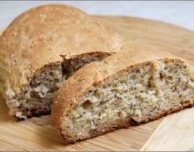 Как испечь зерновой хлеб фото