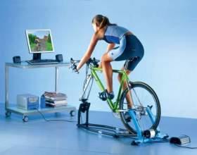 Как использовать велотренажер фото
