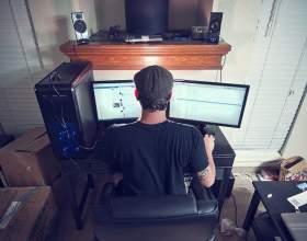 Как использовать второй компьютер как монитор фото