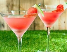 Как из арбуза сделать алкогольный напиток фото