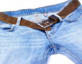 Как из джинсов сделать юбку фото