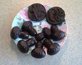 Как из какао сделать шоколад фото