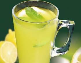 Как из лимона сделать лимонад фото