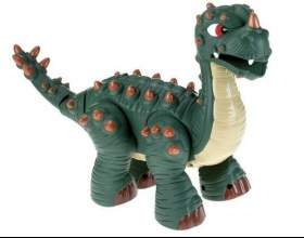 Как из пластилина слепить динозавра фото