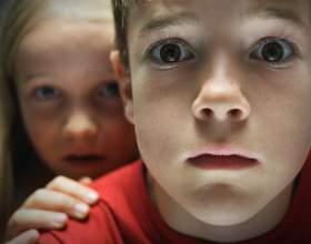Как избавить ребенка от страха фото