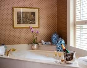 Как избавиться от налета в ванной фото