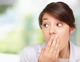 Как избавиться от резкого запаха изо рта домашними средствами фото