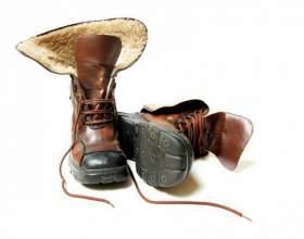 Как избавиться от соли на ботинках фото
