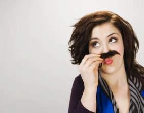 Как избавиться от усиков девушке фото