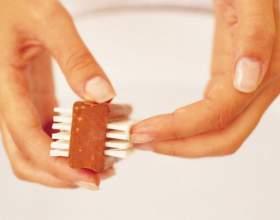 Как избавиться от желтизны на ногтях фото