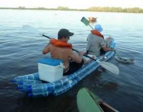 Как изготовить самому пластиковую лодку фото