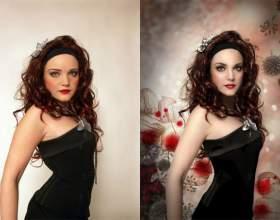 Как изменить фон картинки фото