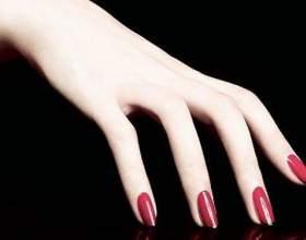 Как изменить форму ногтей фото