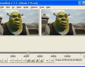 Как изменять формат видеофайлов фото