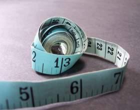 Как измерить размер одежды фото