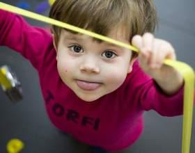 Как измерить рост ребенка фото