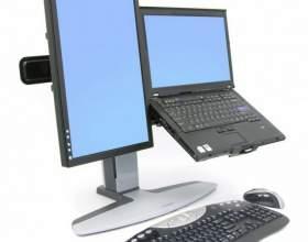 Как к ноутбуку подключить второй монитор фото