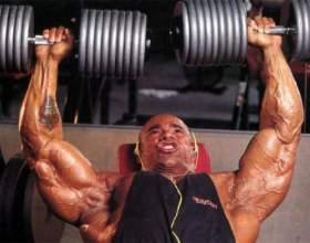 Как качать мышцы на массу фото