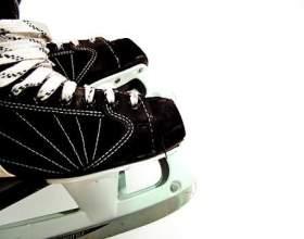 Как кататься на коньках фото