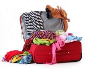 Как компактно упаковать багаж фото