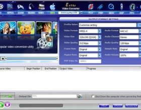 Как конвертировать видеофайл фото