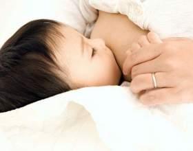 Как кормить ребенка ночью фото