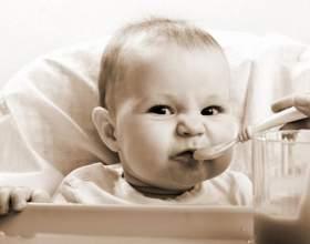 Как кормить ребёнка фото