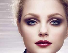 Как красить круглые глаза фото
