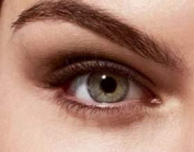 Как красить миндалевидные глаза фото