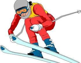 Как крепить лыжи к ботинкам фото