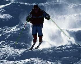 Как крепить лыжные ботинки фото