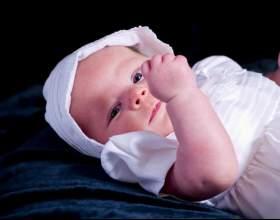 Как крестить ребёнка фото